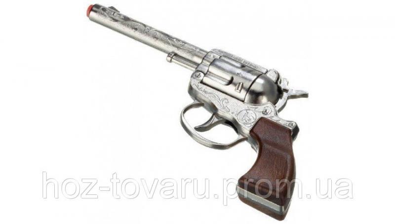 Револьвер 100-зарядный Cowboy Gonher (101/0) Гонэр