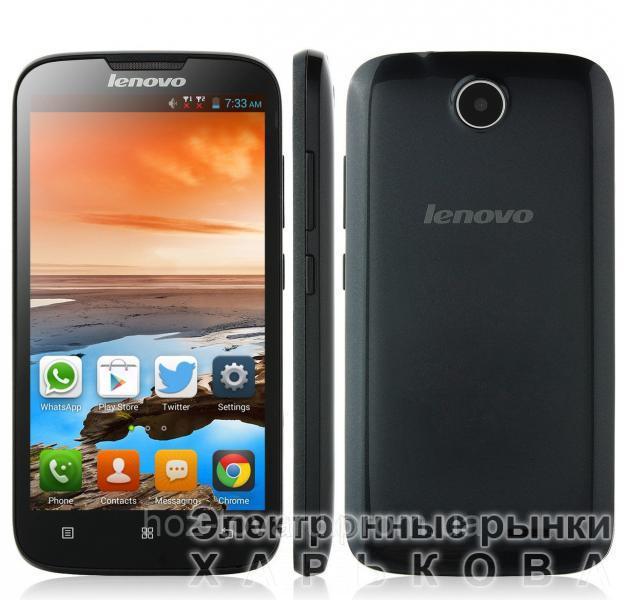 Lenovo A560 black  0.5/4 Gb - Lenovo  на рынке Барабашова