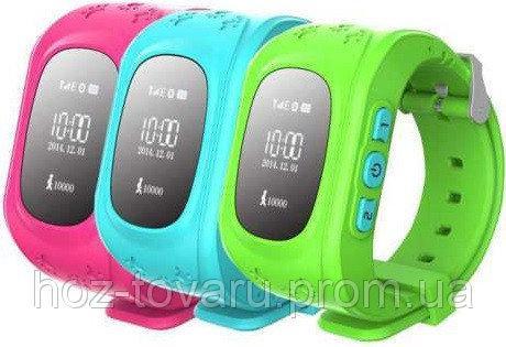 Smart Baby Watch Q50 с GPS трекером