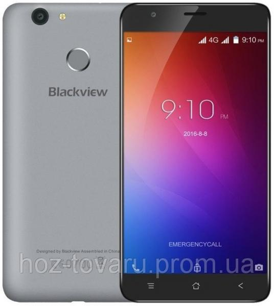 "Blackview E7 Gray 1/16 Gb, 5,5"", MT6737, 3G, 4G"
