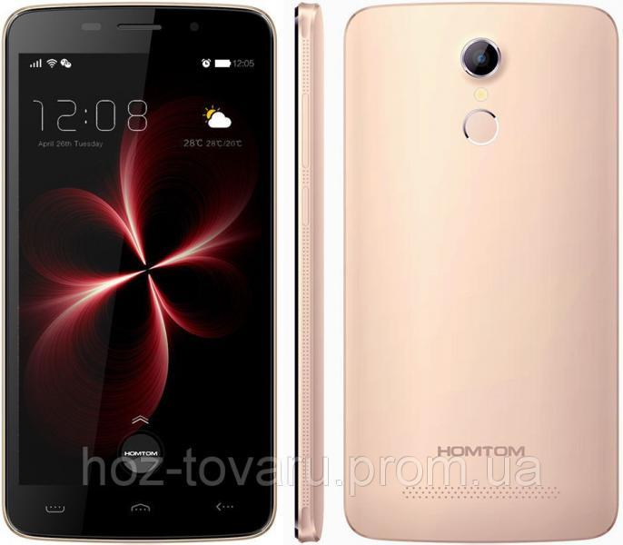 "Doogee HT17 PRO  gold  2/16 Gb,  5,5"", MT6737, 3G, 4G"