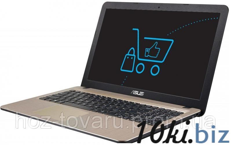 ASUS R540SA-XX022D (N3050 2.16 ГГц/4 GB/1 TB/DVD/Intel HD) купить в Харькове - Ноутбуки и нетбуки