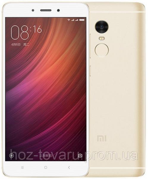 "Xiaomi Redmi NOTE 4 gold  3/64 Gb  5.5"", MT6797, 3G, 4G"