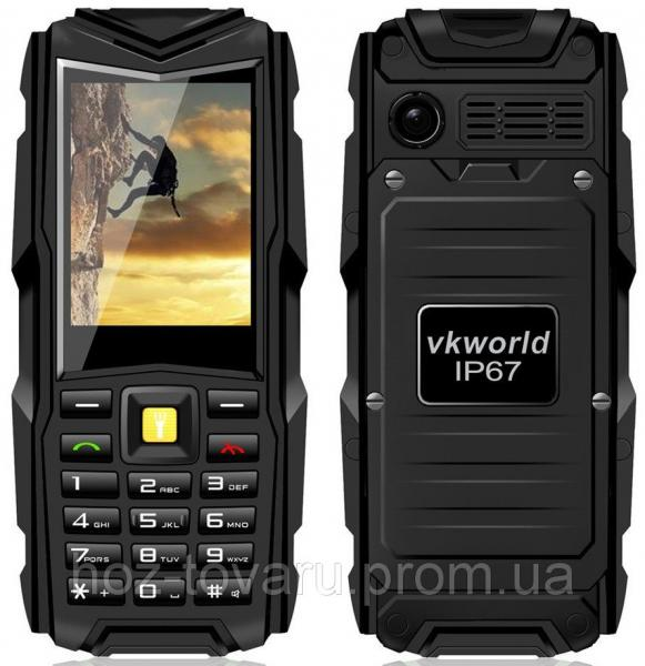 "VKworld Stone V3 Black IP67 2.4"", MTK6531CA"