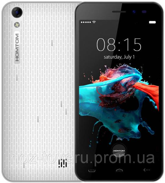 """Doogee HT16 White 1/8 Gb, 5"""", MT6580, 3G"""