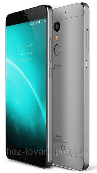 "UMI Super gray 4/32 Gb, 5.5"", MT6755, 3G, 4G"