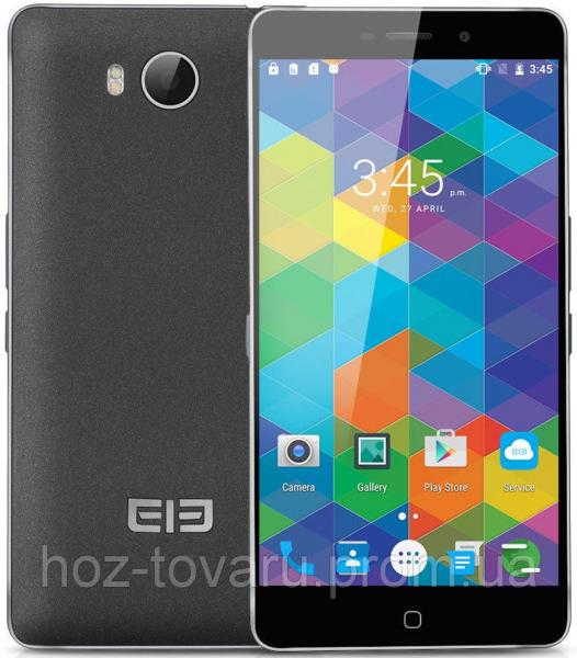 "Elephone P9000 Lite black 4/32 Gb, 5.5"", MT6755, 3G, 4G"