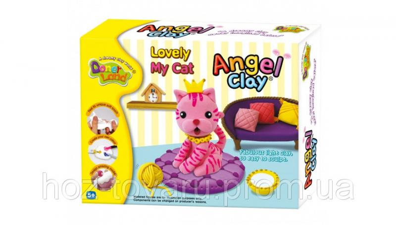 "Мягкая глина Angel Clay набор "" Моя любимая кошечка"" (AA07021)"