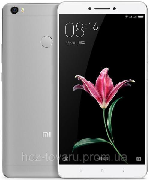 "Xiaomi Mi MAX grey 3/32 Gb,  6.44"", Snapdragon 650, 3G, 4G"