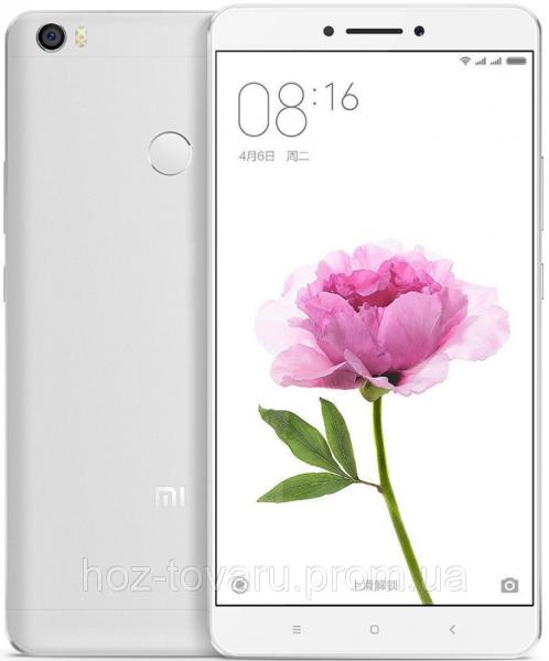 "Xiaomi Mi MAX silver 3/32 Gb,  6.44"", Snapdragon 650, 3G, 4G"