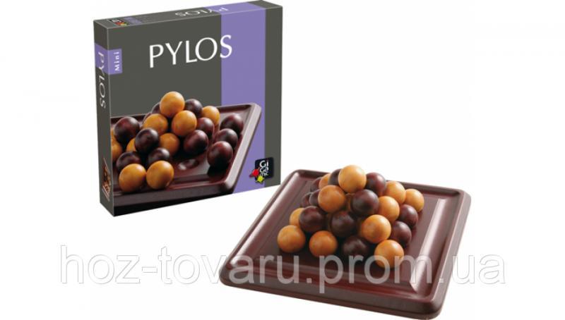 Настольная игра PYLOS mini Gigamic (30075) Джигамик
