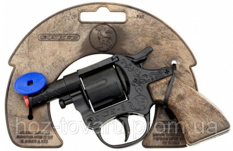 Револьвер 8-зарядный Police Gonher (3073/6) Гонэр