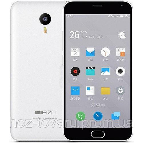Meizu M2 Note  White 16GB (Модель с 1 Sim)