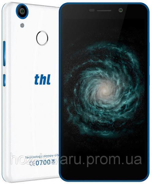 """THL T9 white  1/8 Gb, 5.5"""", MT6737, 3G, 4G"""