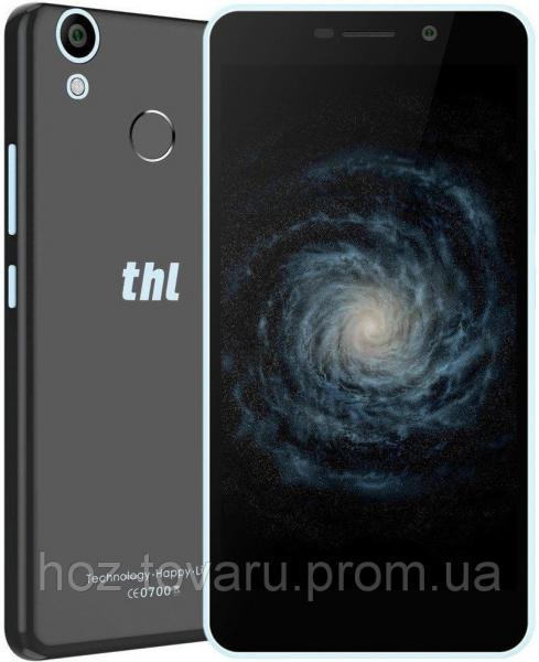 "THL T9 grey (black)  1/8 Gb, 5.5"", MT6737, 3G, 4G"