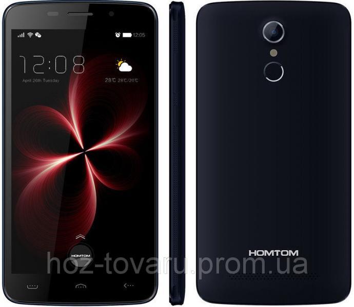 """Doogee HT17 PRO Dark Blue 2/16 Gb, 5,5"""",  MT6737, 3G, 4G"""