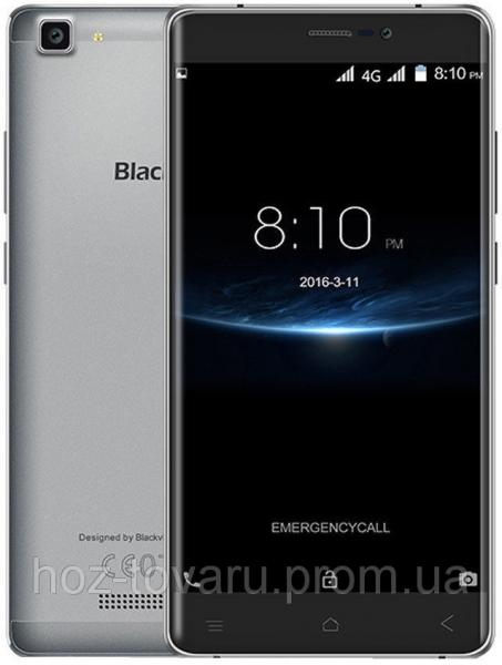 "Blackview A8 MAX gray  2/16 Gb, 5.5"", MT6737, 3G, 4G"