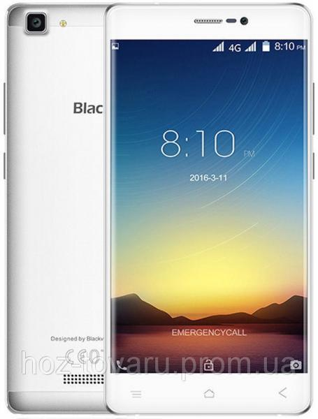 "Blackview A8 MAX white (silver)  2/16 Gb, 5.5"", MT6737, 3G, 4G"