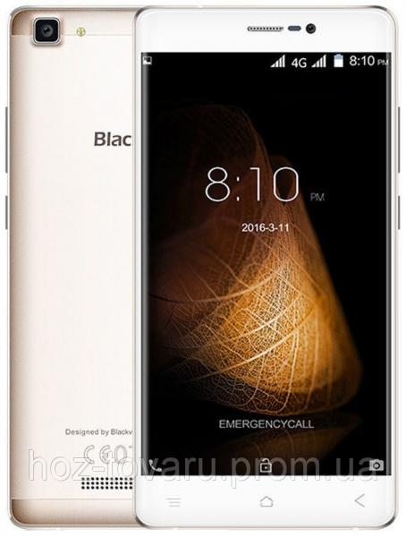 "Blackview A8 MAX gold  2/16 Gb, 5.5"", MT6737, 3G, 4G"