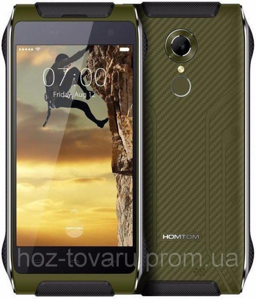 """Doogee HT20 green ip68 2/16 Gb, 4.7"""", MT6737, 3G, 4G"""