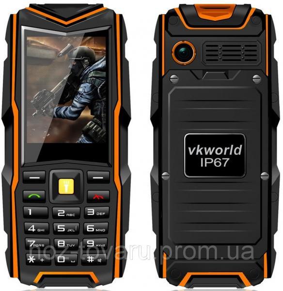 """VKworld Stone V3 Orange IP67 2.4"""", MTK6531CA"""