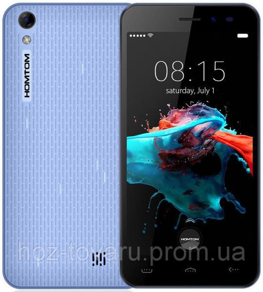 "Doogee HT16 Blue 1/8 Gb, 5"", MT6580, 3G"