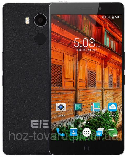 "Elephone P9000 black 4/32 Gb, 5.5"", MT6755, 3G, 4G"