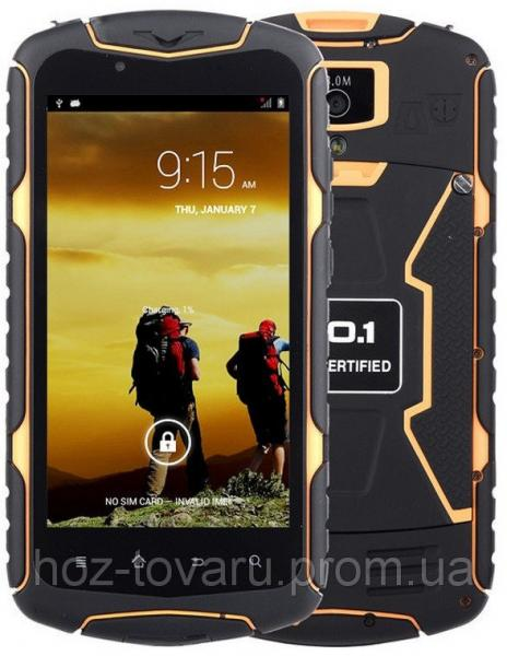 "NO.1 X-Men X1 black-orange IP68 1/8 Gb, 5"", MT6582, 3G"