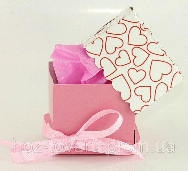 Картонная подарочная коробочка (910122)