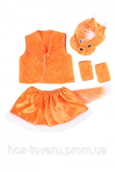 Детский костюм Белка
