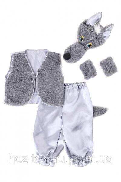 Детский новогодний костюм Волк