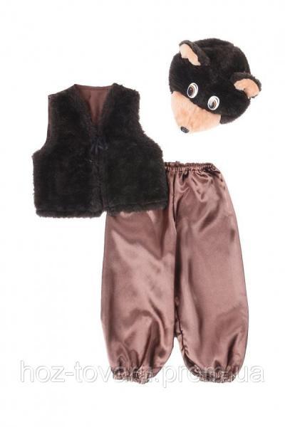 Новогодний костюм для мальчика Мишка, Медведь