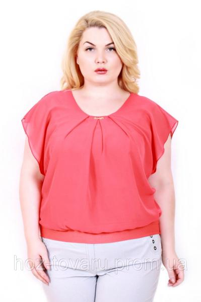 Блузка Валюша 043 (4 цвета)