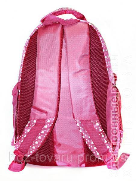 a7a151175a29 ... Рюкзак подростковый (школьный) Jastglad 1322 сердце (2 цвета) - Школьные  рюкзаки и ...