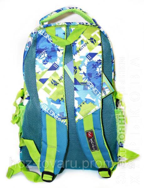 509a194672e7 ... рюкзак Рюкзак подростковый (школьный) 11 JM1971 синий/салат, рюкзак для  школы, рюкзак