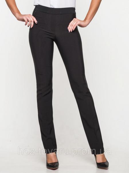 Брюки женские большого размера классика 60163, классические женские брюки, черные брюки женские, дропшиппинг