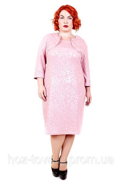 Платье большого размера Глория (6 цвета), дропшиппинг, однотонное платье большого размера, недорого