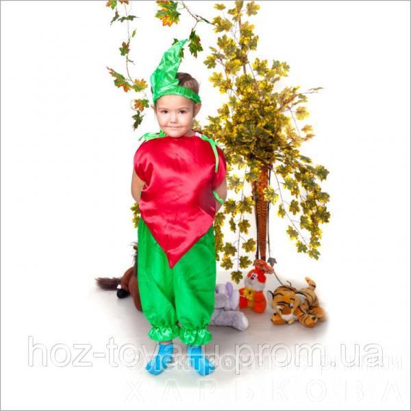 Детский Карнавальный костюм Бурячок bd30d535184d0