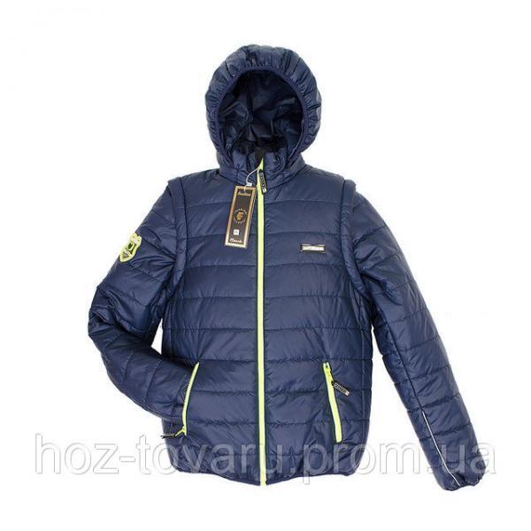 Куртка Трансформер Рейма Подросток (3 цв), демисезонная куртка подросток, детская верхняя одежда, дропшиппинг