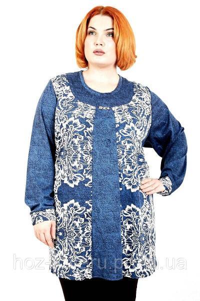 Туника большого размера Энет, туника для полных женщин, одежда больших размеров, супербаталы, дропшиппинг