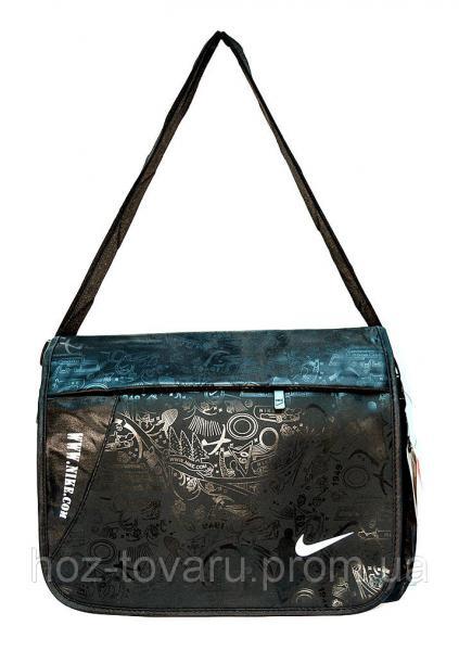 Сумка портфель найк 8662, сумка универсальная, сумка для учебы, сумки недорого, дропшиппинг