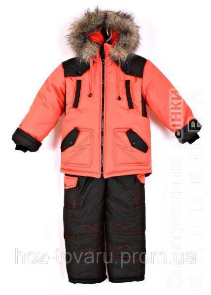 6b63f6a296b2 Детский зимний костюм-комбинезон Зигзаг, зимняя парка, зимняя одежда ...