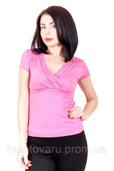 Футболка женская 171 (3 цвета), футболки оптом, женская футболка недорого, дропшиппинг  украина