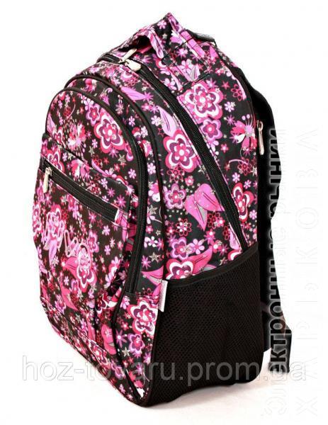 baa3ed09dd69 Рюкзак школьный L138 (2 цвета), школьный рюкзак для девочки, розовый рюкзак,  ...