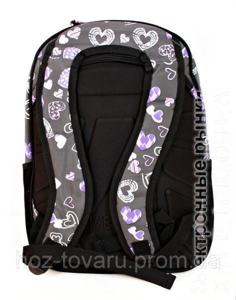 13b65f551415 ... Рюкзак школьный L138 (2 цвета), школьный рюкзак для девочки, розовый  рюкзак,