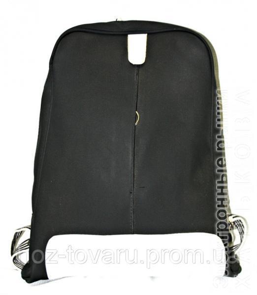 104fe7d64f58 Рюкзак городской Лакоста черный, кожаный рюкзак, рюкзак кожзам, рюкзак  женский, рюкзаки оптом
