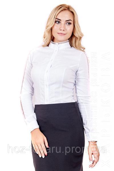 14d08554c00 Рубашка белое Кружево