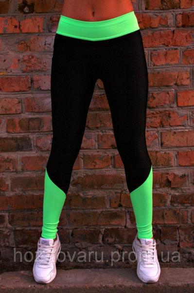 Лосины спортивные 2008 (4 цвета), лосины для фитнеса, лосины для спортзала, дропшиппинг по украине