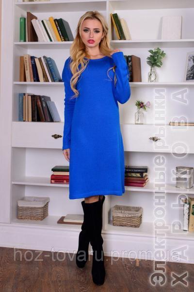 f724beafa99 Платье вязаное Офис (3 цвета)