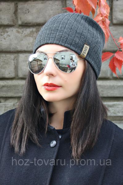 Шапка женская ferz (4 цв), женские шапки оптом, в розницу, шапки от производителя, дропшиппинг